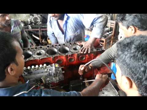 Leyland Engine check