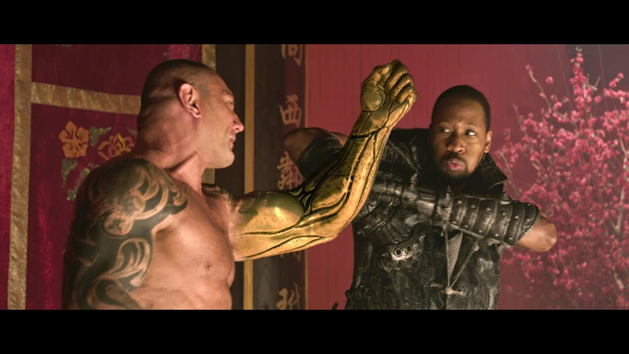 Download The Man With The Iron Fists - Trailer (HD)