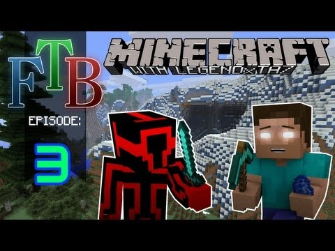 Minecraft Feed The Beast - Item Recovery - [#3]