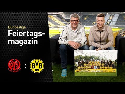 Das Feiertagsmagazin mit Marco Reus | FSV Mainz 05 - Borussia Dortmund