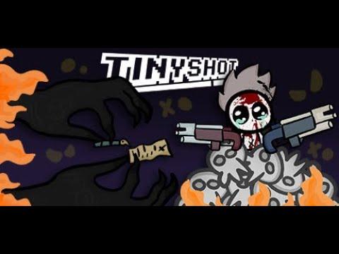 TinyShot: Пистолет и враги |
