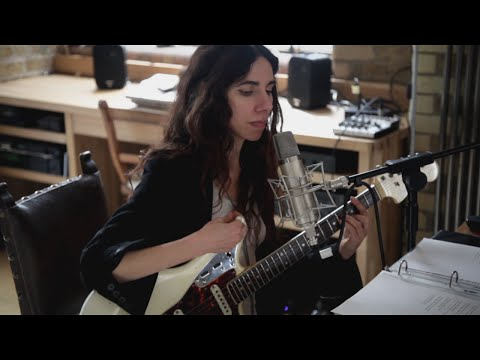 Watch a short film clip about PJ Harvey's new album here