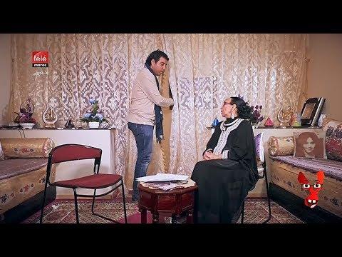 الحاجة الحمداوية تكشف حقيقة زواجها بشاب أردني وسيم Haja hamdaouia