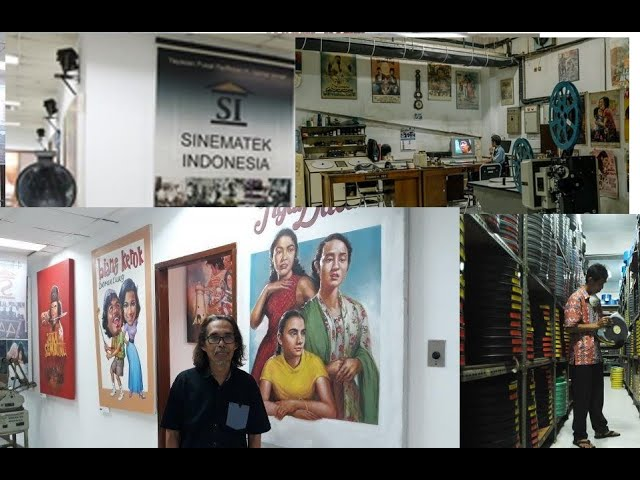 Sinematek Indonesia 46 Tahun #shorts