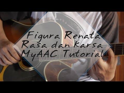 Tutorial Chord Gitar Figura Renata - Rasa dan Karsa