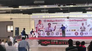 26th Kanpur District Full Contact Karate Tournament 2018 held at Jaipuria School Cantt., Kanpur,