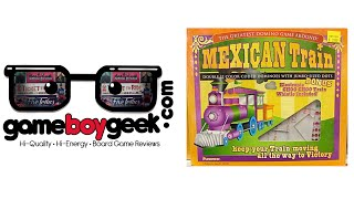 Mexican Train Game Review(My board game review of this dominio variant. The Game Boy Geek Produces Hi-Quality, Hi-Energy Board Games review with new content at least every other ..., 2013-05-21T04:37:35.000Z)