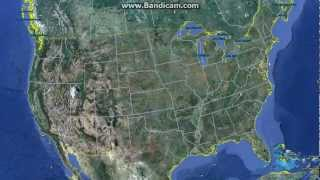 How Big is the United States, Canada & Mexico? (North America Size Comparison)