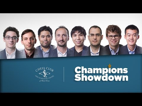 2017 Champions Showdown Day One