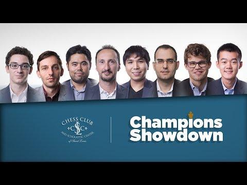 2017 Champions Showdown: Day 1