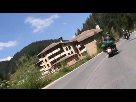 Motorcycle trip 2015 Melnik Rodopi 1.8