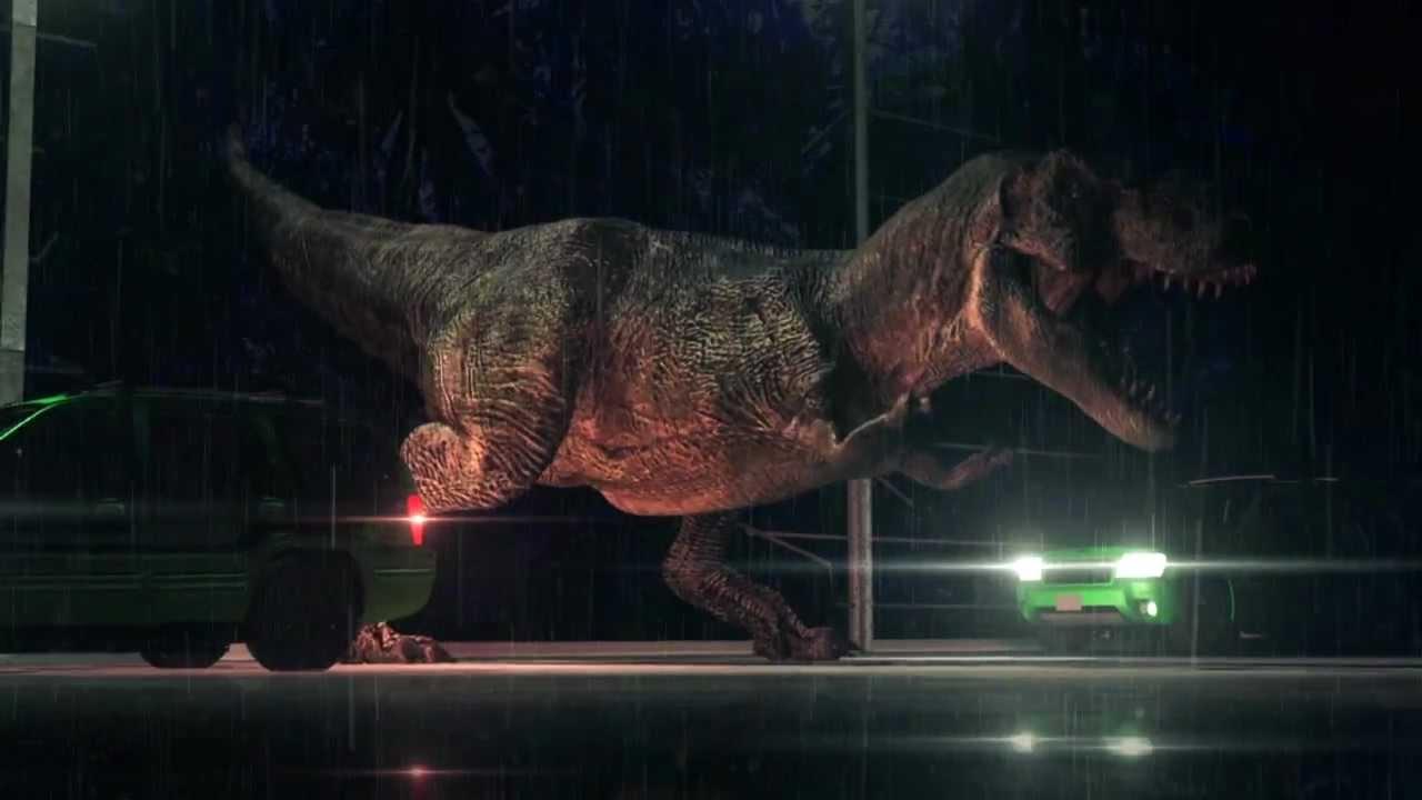 Cute Baby Feet Wallpaper Dinosaurs T Rex Jurassic Park 3d Animation Re Created