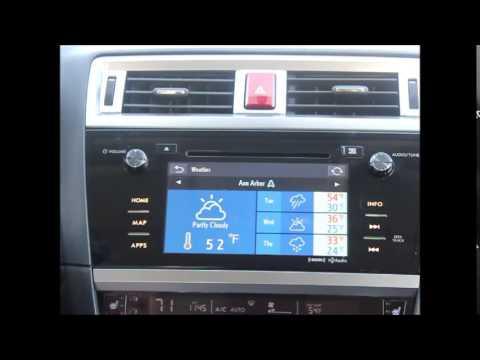 Configuring Subaru's Starlink System