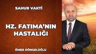 Ömer Döngeloğlu İle Sahur Vakti - 18 Mayıs 2019