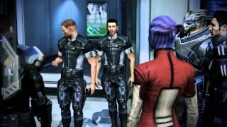 Repeat youtube video Mass Effect 3: Male Shepard & Kaidan Romance (Complete)