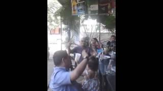 ay nicaragua nicaraguita carlos y la barra brava boerista