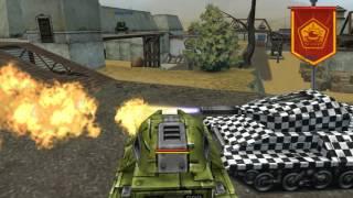 танки онлайн (Жека и Макс)