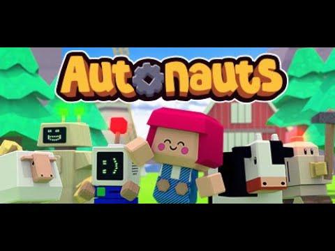 🤖 Autonauts  - Robot scripting and coding ai game |