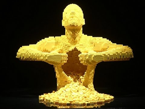 Lawyer Turned Lego Artist Opens London Show
