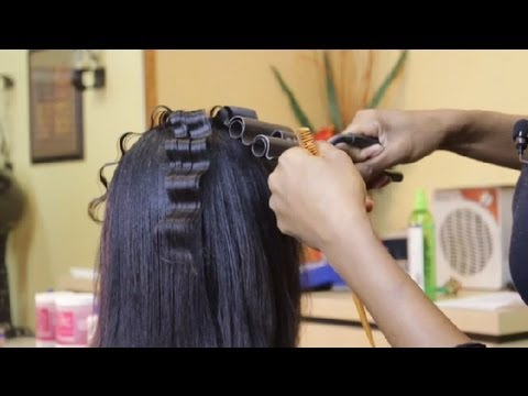 How To Use A Crimper Tips For Styling Hair YouTube
