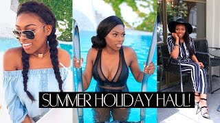 SUMMER COLLECTIVE TRY ON HAUL| SUNGLASS HUT, ASOS MISSGUIDED, SWIMWEAR ad