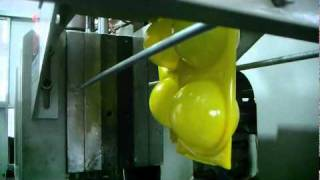 Plastic Ball Making Machine.mp4