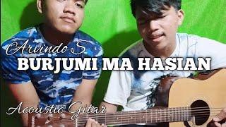 Burjumi Ma Hasian - Arvindo Simatupang Cover by@Mulia0112 ft @KentrungAja