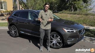 2018 Volvo XC60 Inscription T6 AWD Test Drive Video Review