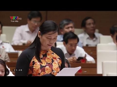 Truyền hình trực tiếp chương trình kỳ họp thứ 5, quốc hội khoá xiv
