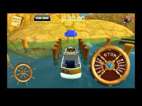 3D Boat Parking Ship Simulator by Vasco Games