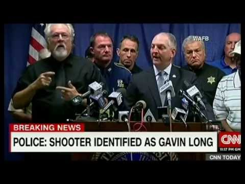 CNN News - Baton Rouge - Louisiana - Latest news Juli 17th 2016