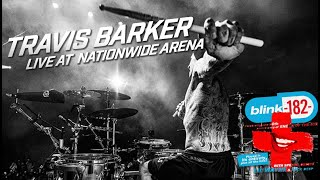 TRAVIS BARKER LIVE @ Nationwide Arena (Blink-182 20th Enema of The State TOUR)