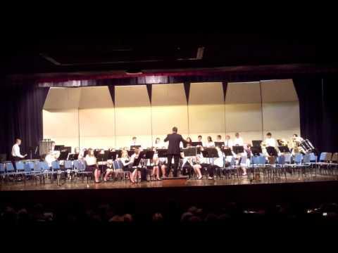 BMHS Spring Band Concert 2016