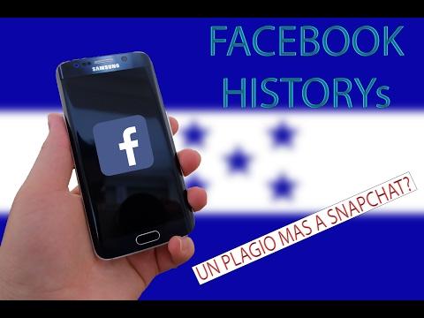 Facebook history (historias de facebook)