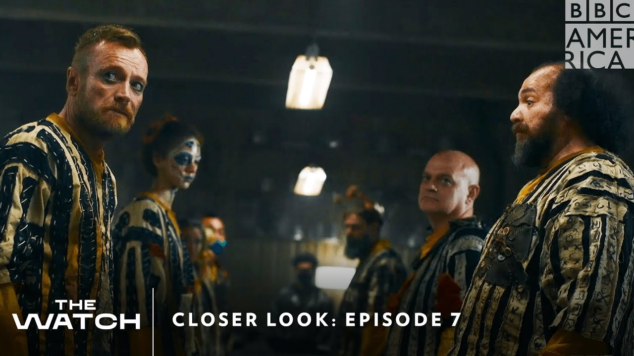 Vimes Across the Multiverse 🪐 'The Watch' Closer Look: Episode 7 | BBC America