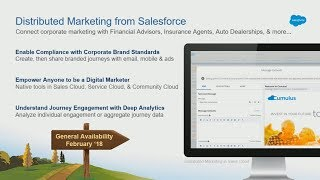 Distributed Marketing from Salesforce