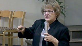 5 Питание и рак, Эстер Лиетувиетис
