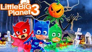 PJ Masks *Trick or Treat* | LittleBigPlanet 3