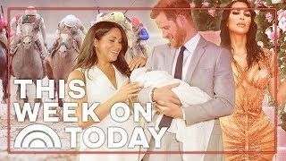 Royal Baby Archie Makes First Appearance, Inside Look At The Met Gala & Kentucky Derby Controversy