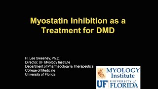 Understanding Myostatin Inhibition [November 2015 Webinar]