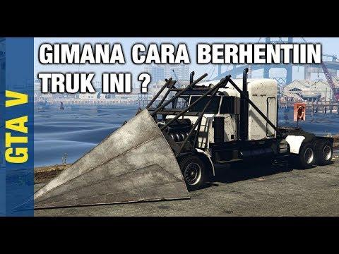 TERNYATA ADA YANG BISA BIKIN BERHENTI!   Grand Theft Auto V Indonesia thumbnail