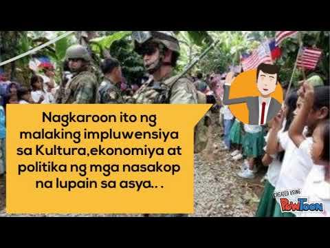 Mga Epekto Ng Kolonyalismo At Imperyalismo Sa Timog At Kanlurang Asya Noong  Ika 16 Hanggang 20 Siglo