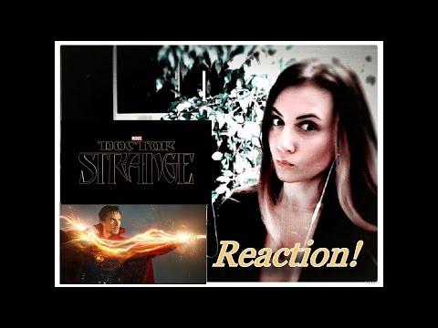 Доктор Стрэндж (Реакция!)/ Marvel's Doctor Strange (Reaction!)