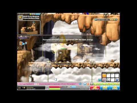 Maplestory Rising Heroes Level 0-60 Guide