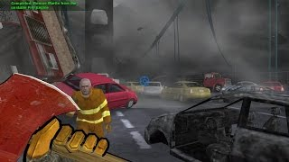 Real Heroes Firefighter Remastered Gameplay (PC)