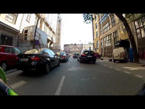 Ostre Koło Warszawa Fixed Gear Warsaw GoPro HD