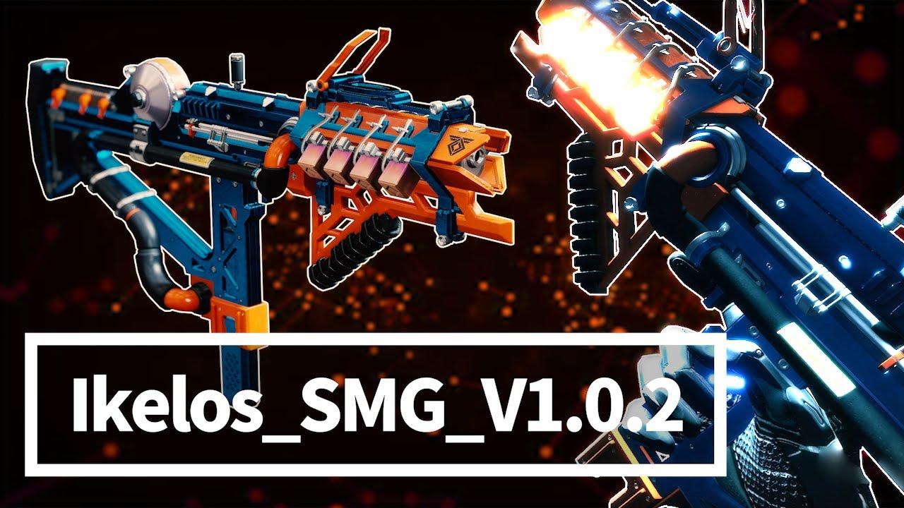 데스티니 : 다시 태어난 '이켈로스 SMG_V.1.0.2' in PvP