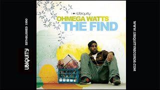 Ohmega Watts - Treasure Hunt (Featuring Sugar Candy)