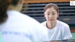 김연아 올림픽의 날 영상, Yu...