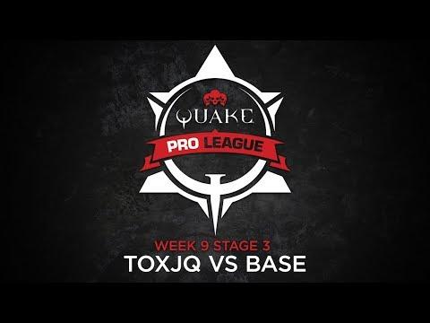 toxjq vs base - Quake Pro League - Stage 3 Week 9